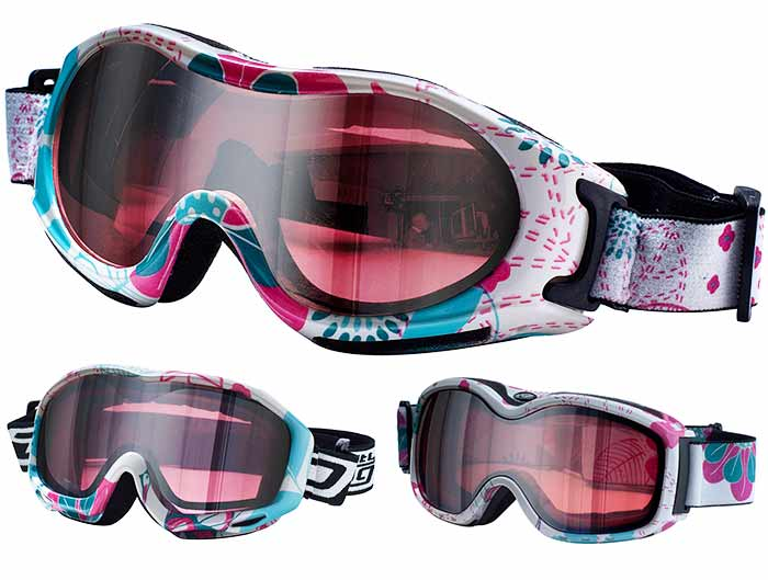 Print - Dirty Dog goggles